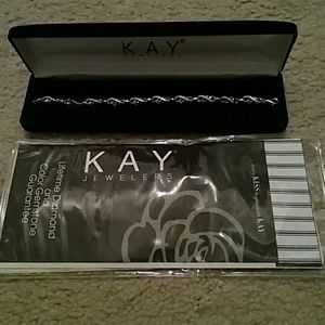 Kay Jewelers diamond bracelet